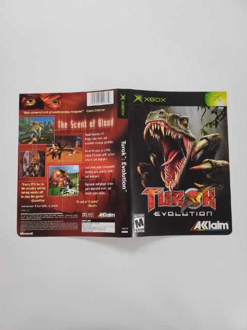 Turok Evolution (B)