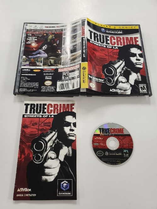 True Crime: Streets of L.A. (Player's Choice) (CIB)