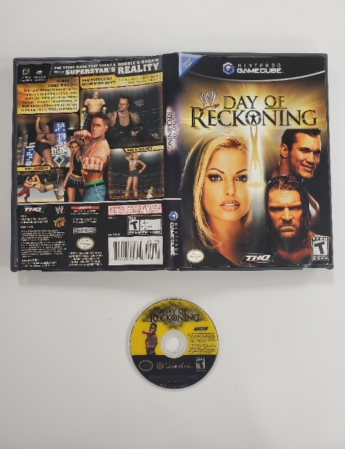 WWE Day of Reckoning (CB)