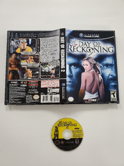 WWE Day of Reckoning 2 (CB)