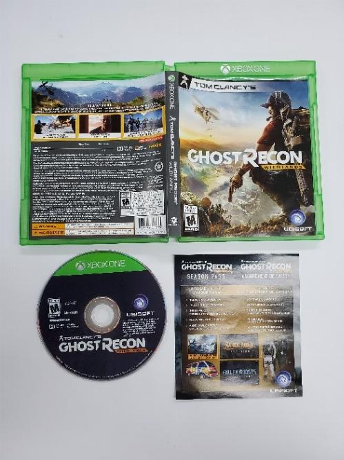 Tom Clancy's Ghost Recon: Wildlands (CIB)