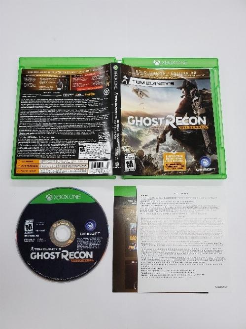 Tom Clancy's Ghost Recon: Wildlands [Gold Edition] (CIB)