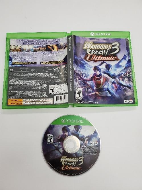 Warriors Orochi 3 Ultimate (CIB)