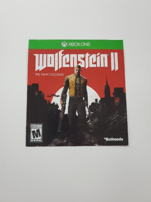 Wolfenstein II: The New Colossus (I)