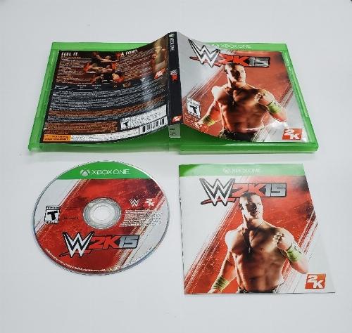 WWE 2K15 (CIB)