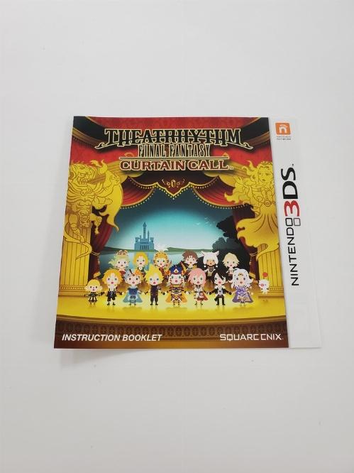 Theatrhythm: Final Fantasy (I)