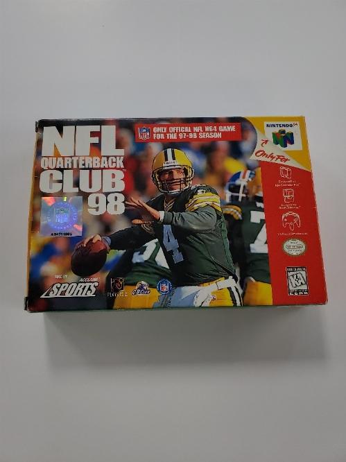 NFL Quarterback Club 98 (B)