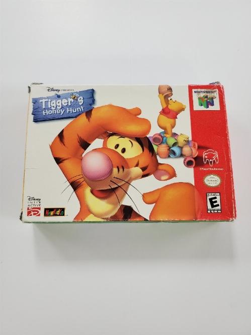 Tigger's Honey Hunt (B)