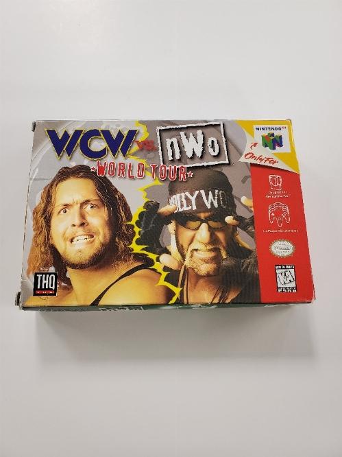 WCW vs NWO: World Tour (B)