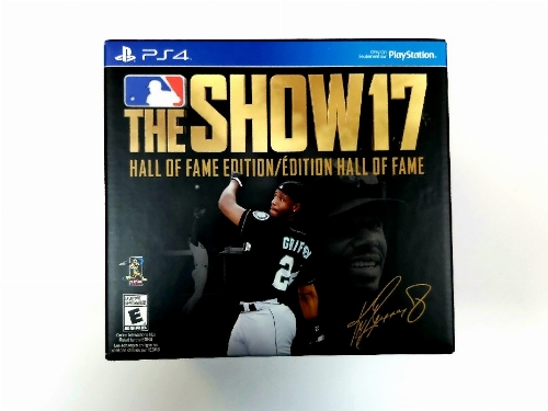 MLB The Show 17 [Hall of Fame Edition] (NEW)