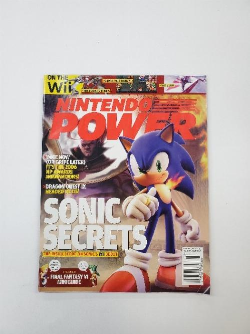 Nintendo Power Issue 213