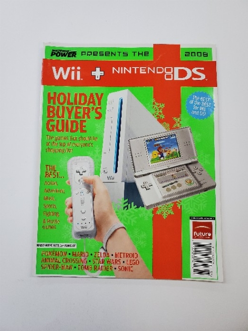 Nintendo Power Special Holiday Issue