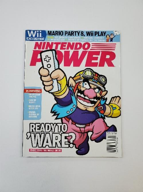 Nintendo Power Issue 212