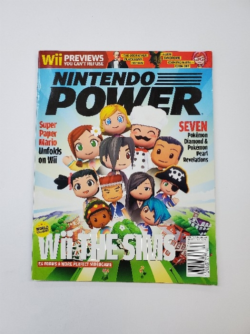 Nintendo Power Issue 214