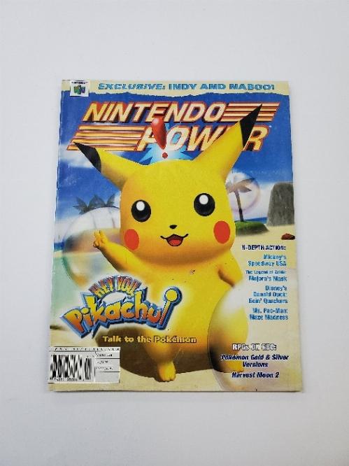 Nintendo Power Issue 138