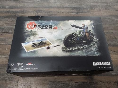 Gears Of War 4 Collector's Edition (CIB)