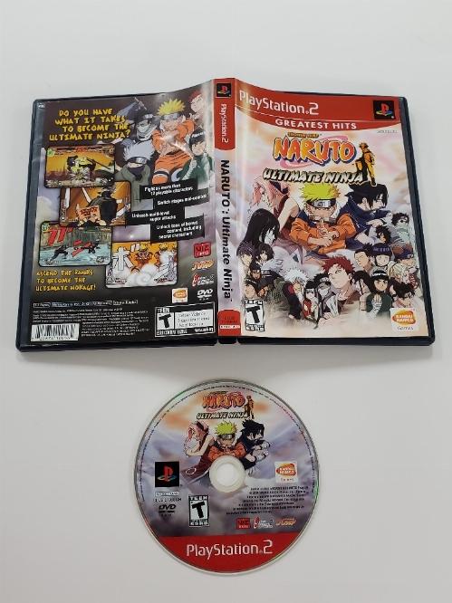 Naruto: Ultimate Ninja (Greatest Hits) (CB)