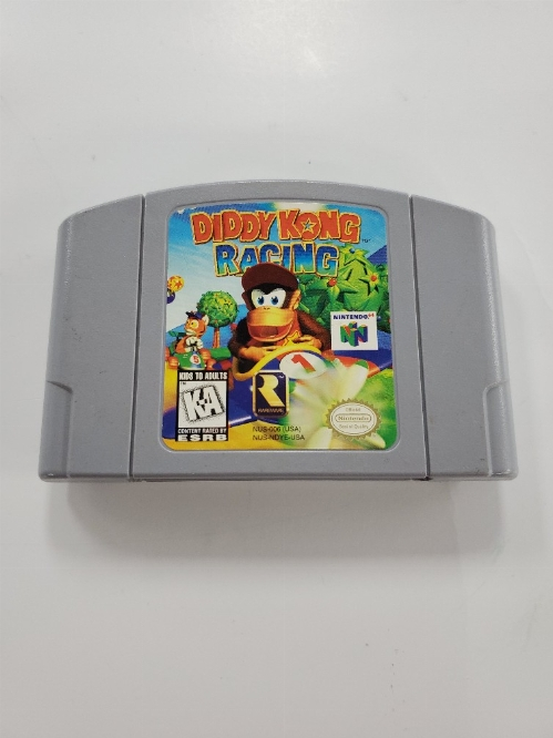 Diddy Kong Racing * (C)