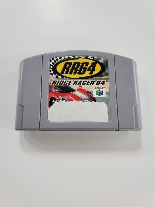 Ridge Racer 64 * (C)