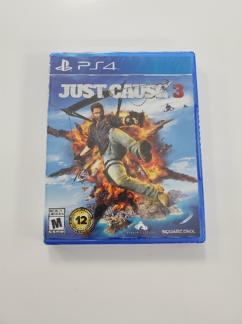 Just Cause 3 (NEW)