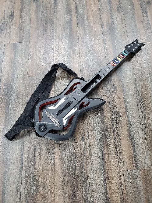 Guitar Warriors of Rock/ Guitar Hero for Wii (C)