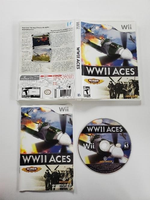WWII Aces (CIB)