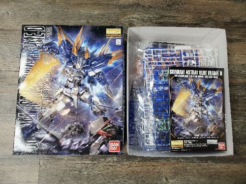 MG Gundam Astray Blue Flame D (NEW)