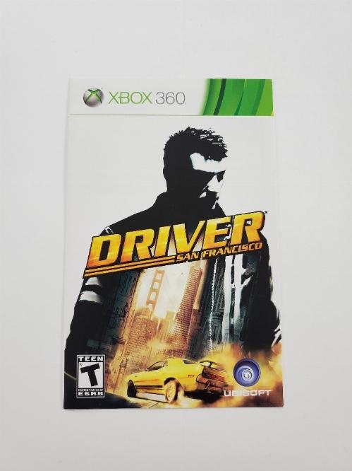 Driver: San Francisco (I)