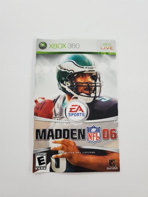 Madden NFL 06 (I)