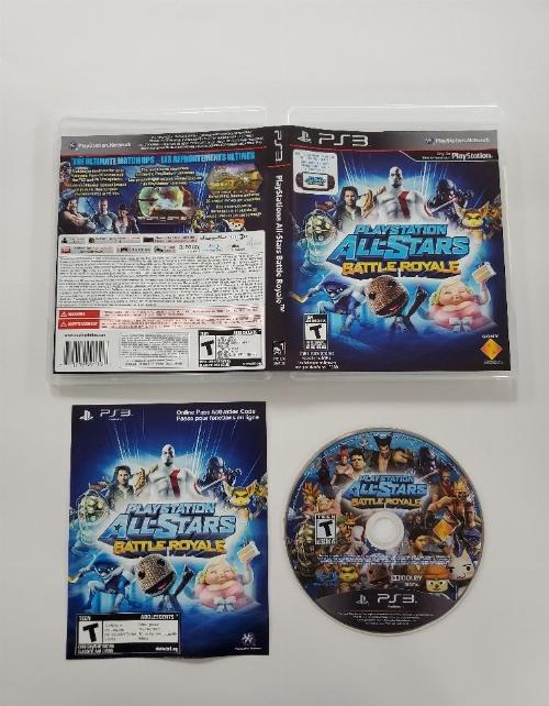 Playstation All-Stars Battle Royale (CIB)