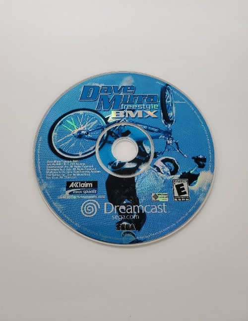 Dave Mirra Freestyle BMX (C)