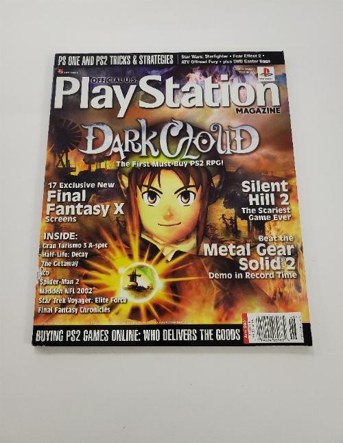 Playstation Magazine Issue 45