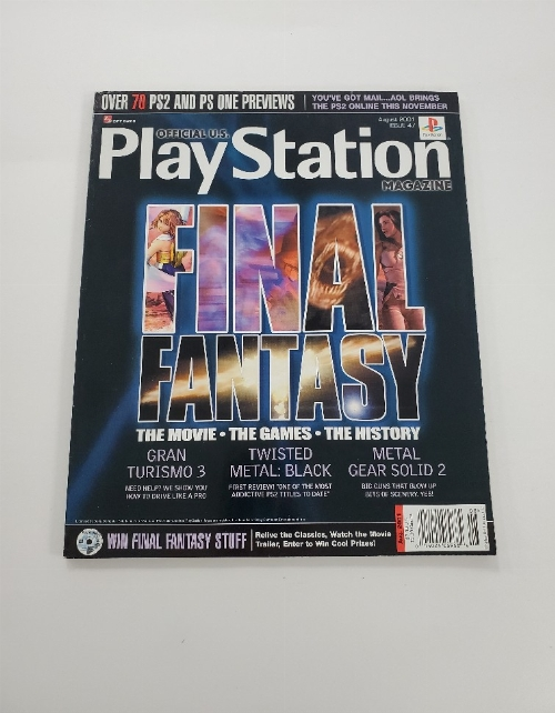 Playstation Magazine Issue 47