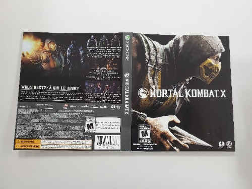 Mortal Kombat X (B)