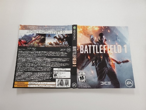 Battlefield 1 (B)