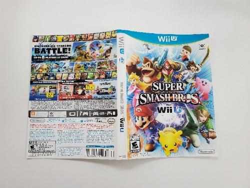Super Smash Bros. for Wii U (B)