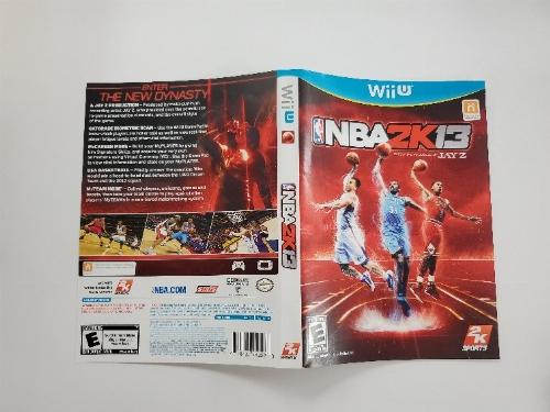 NBA 2K13 (B)