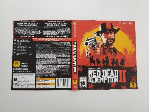 Red Dead Redemption II (B)