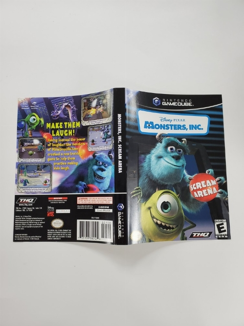 Monsters: Inc.: Scream Arena (B)