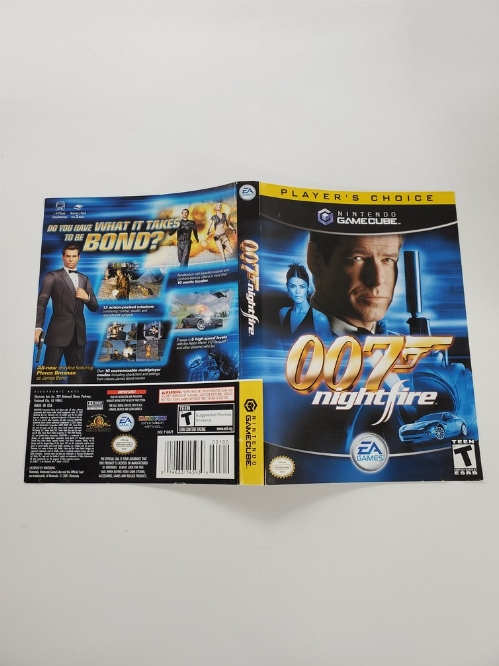 007 Nightfire [Player's Choice] (B)