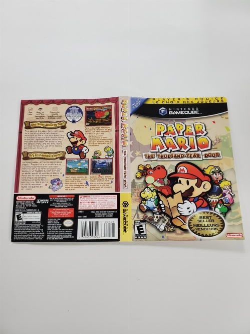 Paper Mario: The Thousand-Year Door [Player's Choice] (B)