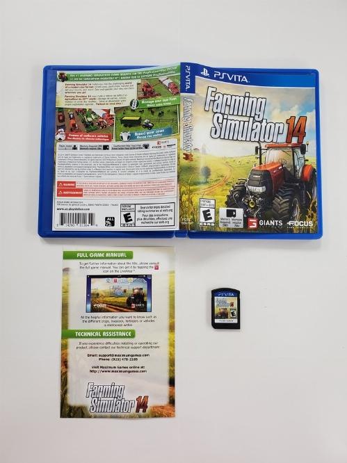 Farming Simulator 14 (CIB)