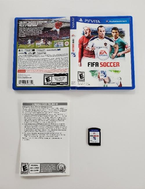 FIFA Soccer 12 (CIB)