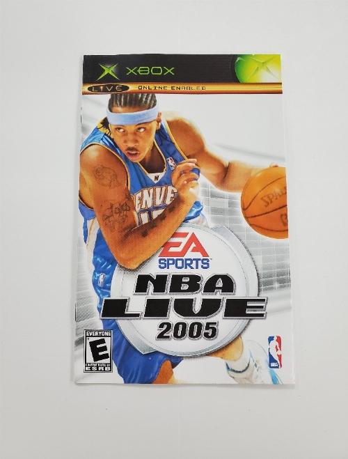 NBA Live 2005 (I)