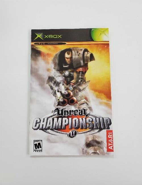 Unreal Championship (I)