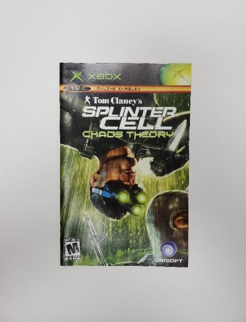 Tom Clancy's Splinter Cell: Chaos Theory (I)