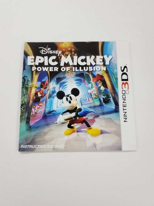 Epic Mickey: Power of Illusion (I)