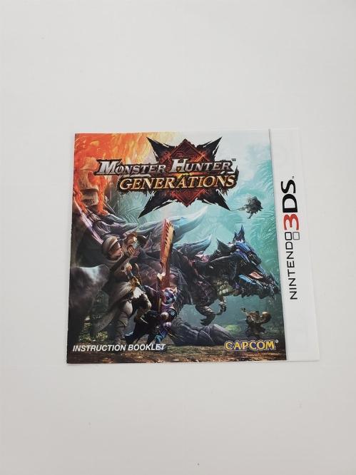 Monster Hunter Generations (I)