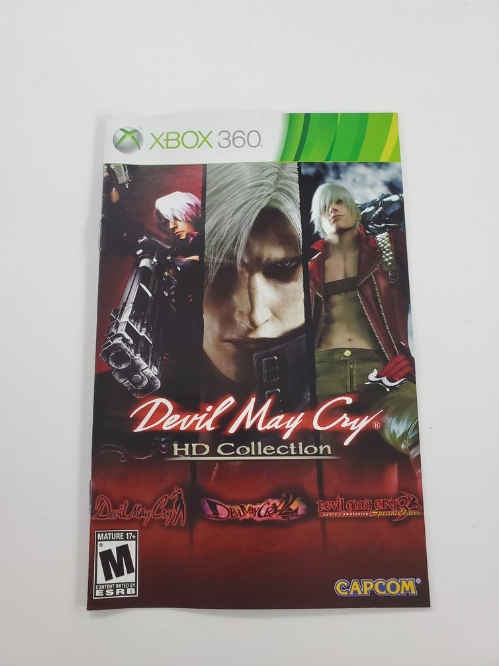 Devil May Cry HD Collection (I)