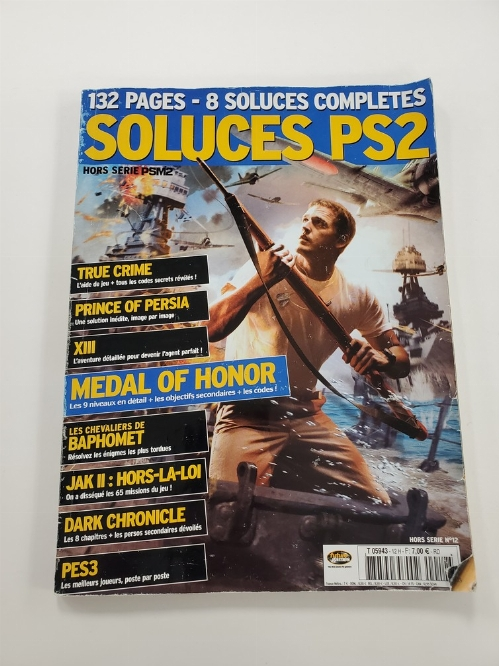Soluces PS2 Hors-Série Issue 12H
